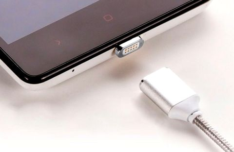 USB magnetic cable