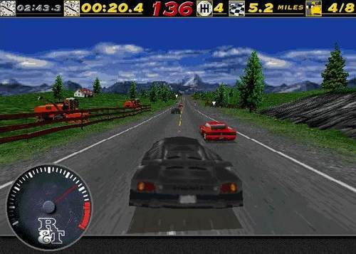 The Need For Speed (1994)